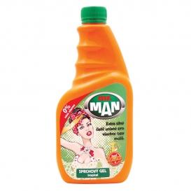 Sprchový gél MAN (čistič pre muža) - tropical 500 ml