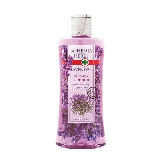 Vlasový šampón s bylinným extraktom a vôňou levandule 250 ml