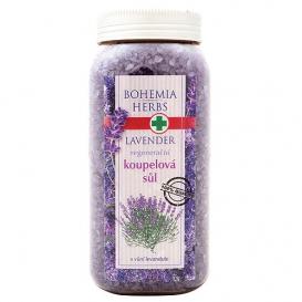 Soľ do kúpeľa s bylinným extraktom a vôňou levandule 900 g