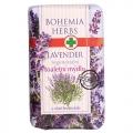 Toaletné mydlo s bylinným extraktom a vôňou levandule 100 g