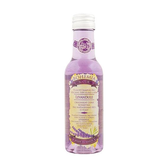 Lavender Premium - vlasový šampón s bylinným extraktom a vôňou levandule 200 ml