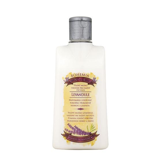 Lavender Premium - telové mlieko s bylinným extraktom a vôňou levandule 200 ml