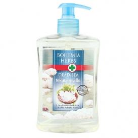 Tekuté mydlo 500 ml s extraktom morských rias a soli z Mŕtveho mora
