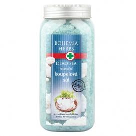 Soľ do kúpeľa 900 g s extraktom morských rias a soli z Mŕtveho mora