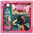 Darčekové balenie pre ženu Já + Ty - sprchový gél 200 ml, ručne vyrábané mydlo 30 g, dekoračná keramická kachlička