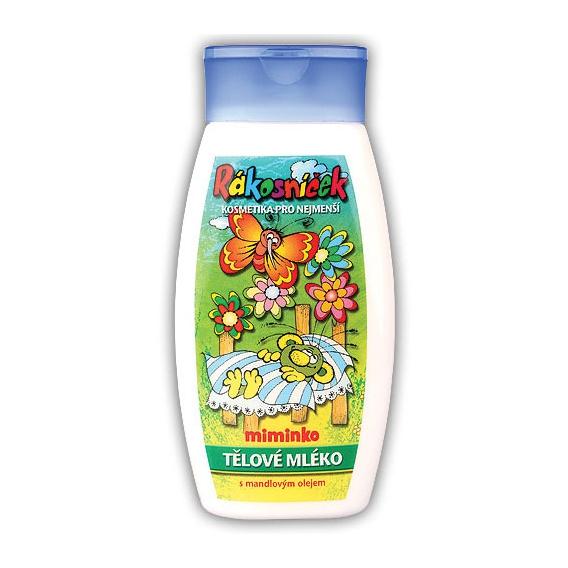 Rákosníček - telové mlieko 250 ml
