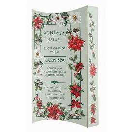 Ručne vyrábané mydlo green spa 100 g