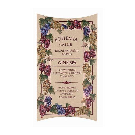 Ručne vyrábané mydlo wine spa 100 g