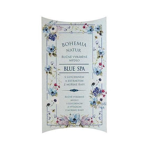 Ručne vyrábané mydlo Blue SPA 100g