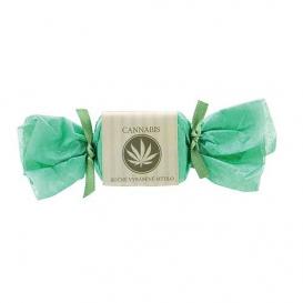 Ručne vyrábané tuhé mydlo bonón 30g - Cannabis