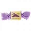 Ručne vyrábané tuhé mydlo bonbón 30g - Levanduľader