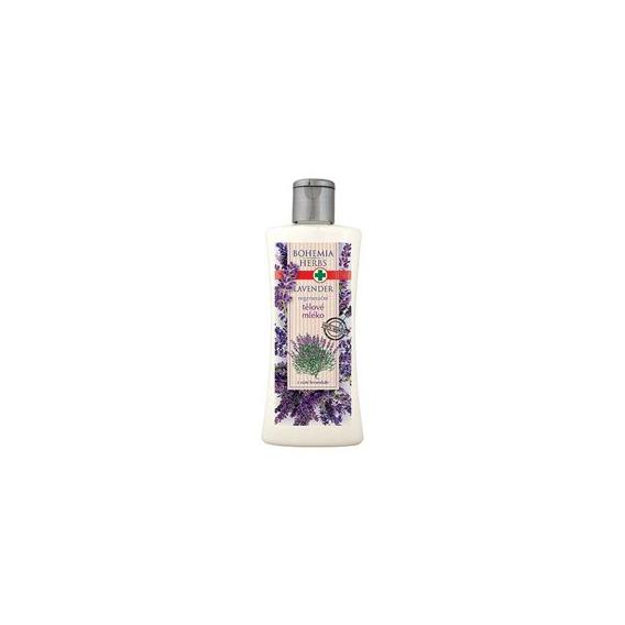 Telové mlieko s bylinným extraktom a vôňou levandule 250 ml