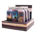 Predajný box Levanduľa - sprchové gély mix 15 ks x 100 ml