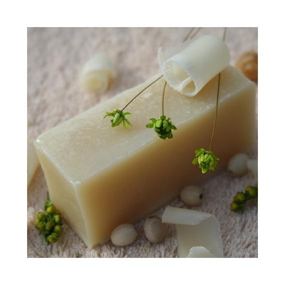 Olivové mydlo Natural pre citlivú pokožku, krájané
