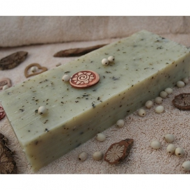 Olivové mydlo Medovka lekárska, 800g