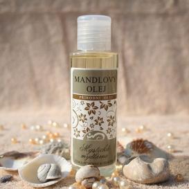 Mandľový olej Natural pre suchú a citlivú pokožku