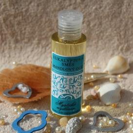 Mandľový olej Eukalyptus