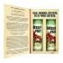 Darčekové balenie kozmetiky pre mužov Zbesilý piest - kniha