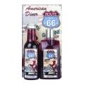 Darčekové balenie American diner - kozmetika a obrázok