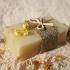 Olivové mydlo Nechtík lekársky, dekoračné