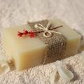 Olivové mydlo Natural pre citlivú pokožku, dekoračné