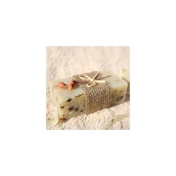 Olivové mydlo Medovka lekárska, dekoračné