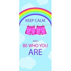 Darčekový kondóm - Keep calm
