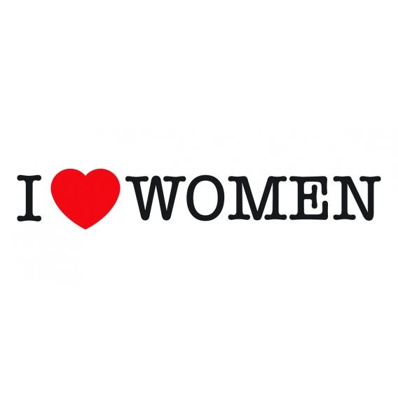Darčekový kondóm - I love women