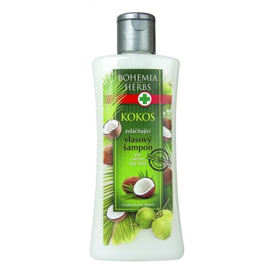 Kozmetika Kokos - vlasový šampón 250 ml