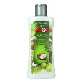 Kozmetika Kokos - vlasový šampón s kokosovým olejom 250ml
