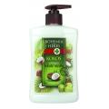 Kozmetika Kokos - Tekuté mydlo s kokosovým olejom 500ml