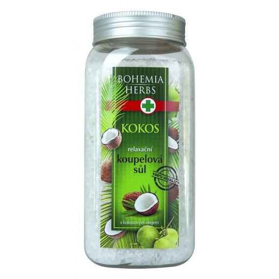 Soľ do kúpeľa s kokosovým olejom 900 g