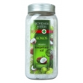 Kozmetika Kokos - Soľ do kúpeľa s kokosovým olejom 900 g