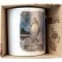 Darčekový keramický hrnček v krabičke pre poľovníka