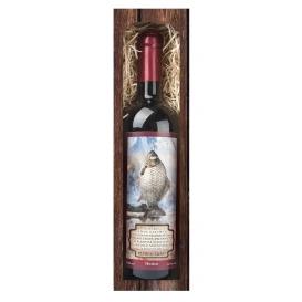 Darčekové víno PETROV ZDAR - červené víno  Merlot 0,75 l
