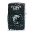 Darčekový benzínový zapaľovač - Petrov zdar
