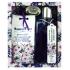 Darčekové balenie s magnéziovou soľou - Čierne ríbezle a fialové kvety