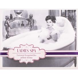 """Darčekové balenie """"Ladies SPA"""" - pena do kúpeľa, darčekový sprchový gél, 2x ručne vyrábané mydlo"""