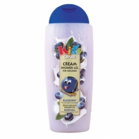 Bohemia Cosmetics - dětský krémový sprchový gel 300 ml - borůvka