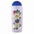 Bohemia Kozmetika - detský krém, sprchový gél 300 ml - čučoriedky