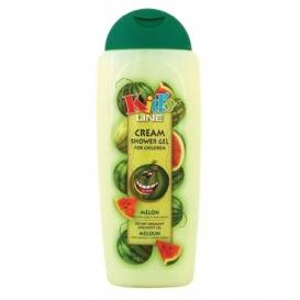 Bohemia Cosmetics - dětský krémový sprchový gel 300 ml - meloun