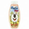 Bohemia Gifts - Ovečka Štépa - dětský vlasový šampon 500 ml - jahoda