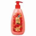 Bohemia Cosmetics - dětské krémové tekuté mýdlo 500 ml - jahoda