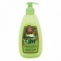 Bohemia Kozmetika krém na tekuté mydlo s čerpadlom 500 ml - olivový