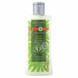 Bohemia Herbs - cannabis - konopný vlasový balzám 250 ml