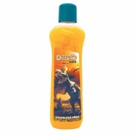 DINO dětská krémová koupelová pěna 1000 ml - dinosaurus