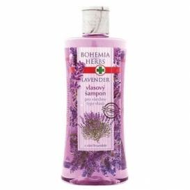 Bohemia Herbs - vlasový šampon 250 ml - levandule