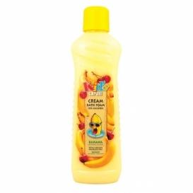 Bohemia Kozmetika - baby krém kúpeľové peny 1000 ml - banán