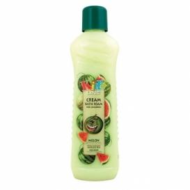 Bohemia Cosmetics - dětská krémová koupelová pěna 1000 ml - meloun