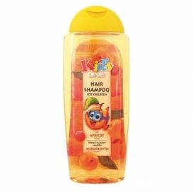 Bohemia Cosmetics - dětský vlasový šampon 300 ml - meruňka